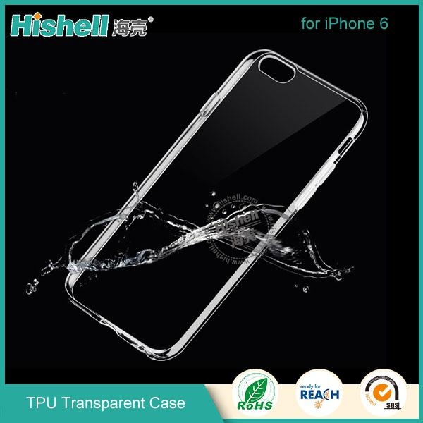 TPU transparent case for iphone 6-4.jpg