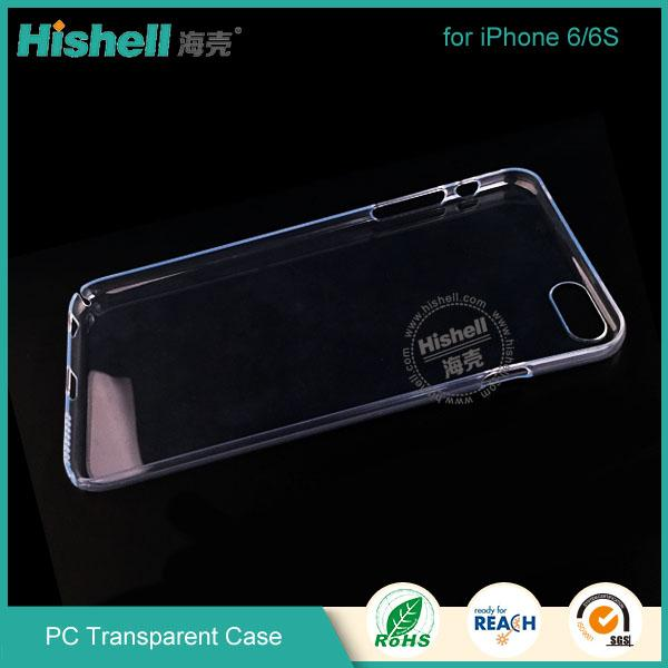 PC transparent case for iphone 6-1.jpg