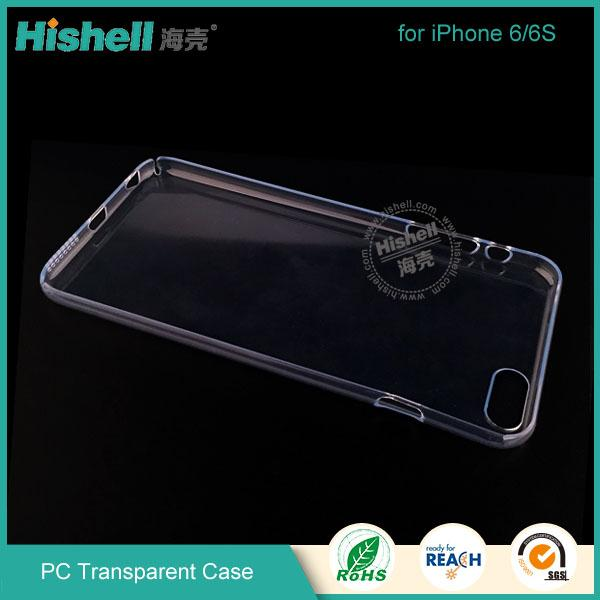 PC transparent case for iphone 6-2.jpg