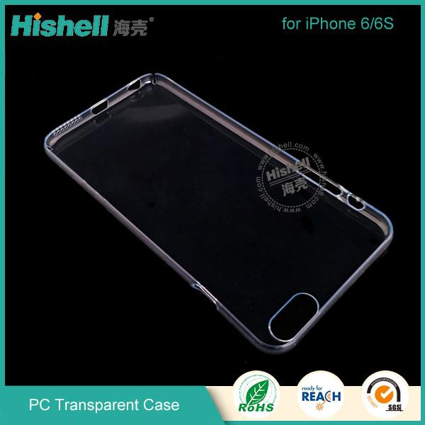 PC transparent case for iphone 6-4.jpg
