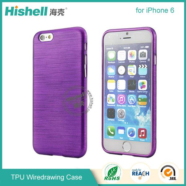 TPU wiredrawing case for iphone6-1.jpg