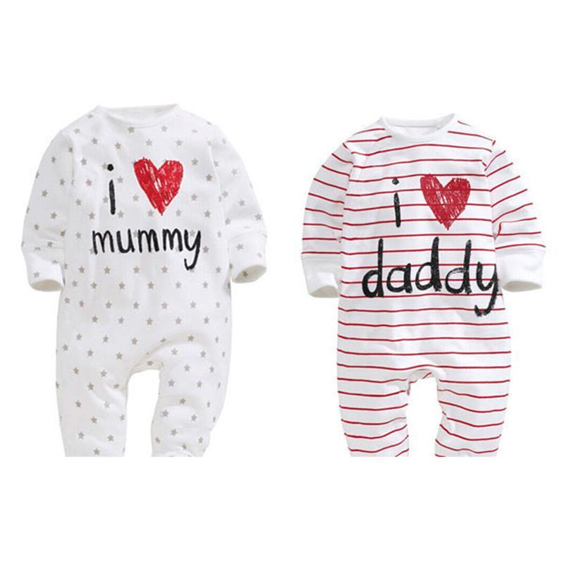 79eca9c46 Baby Clothing Long Sleeve Cotton baby Rompers Girls Boys Clothes roupas de  bebe infantil costumes