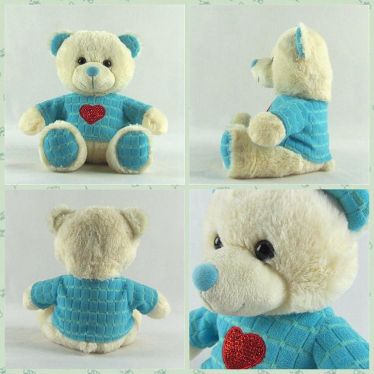 9 inch wholesale mini teddy bear with t-shirts for sale (1).jpg