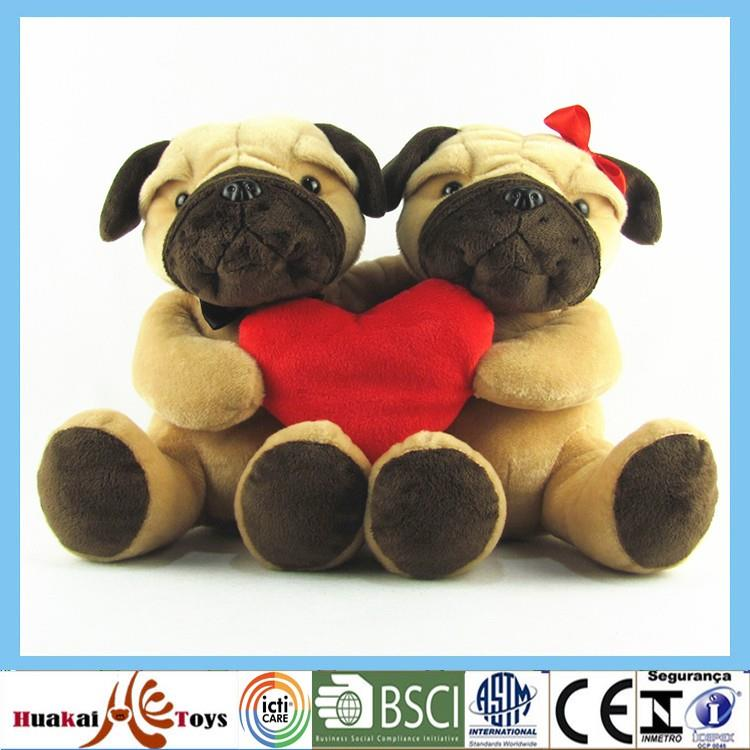 Factory high quality plush toys Shar Pei with love-02.jpg