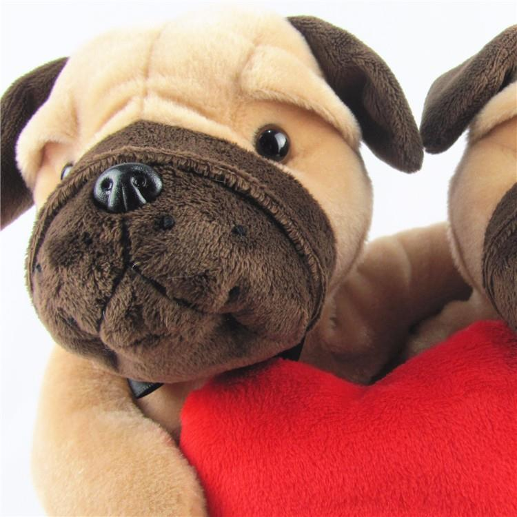 Factory high quality plush toys Shar Pei with love-00.jpg