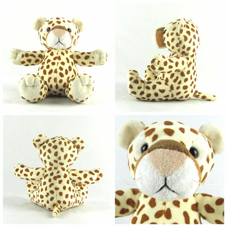 ICTI factory wholesale baby leopard stuffed animal toys.jpg