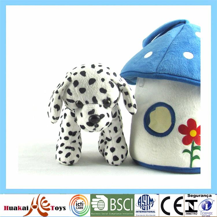 spotty dog type plush and PP cotton material realistic toy dog.jpg