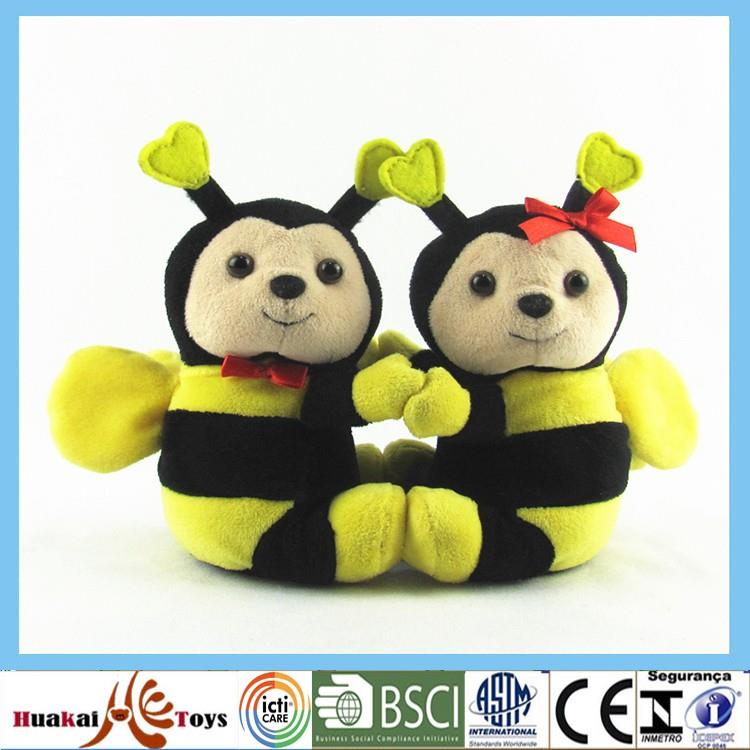 Yellow honey bee plush toys.jpg
