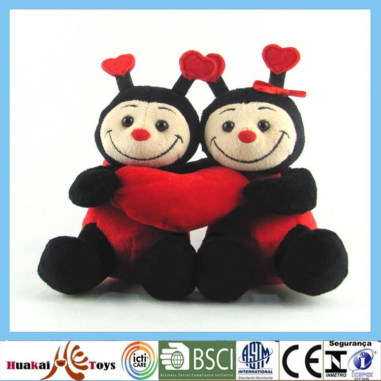 Custom laughing ladybug plush toys for baby01.jpg