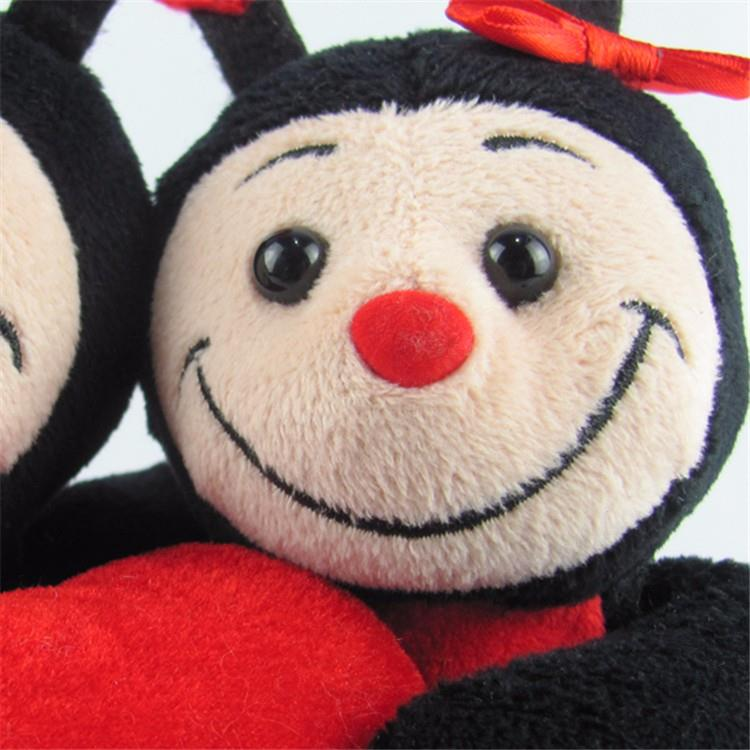 Custom laughing ladybug plush toys for baby00.jpg