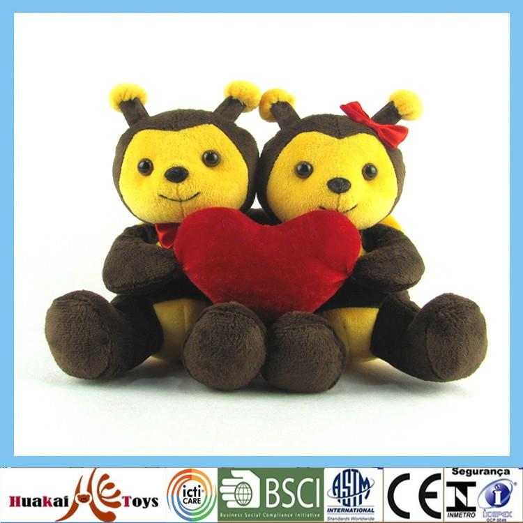 Hot sale farm bee lovers plush toys0-0.jpg