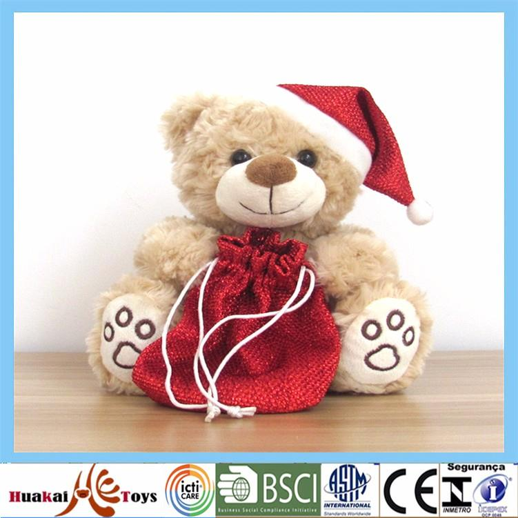 customized animal type teddy bear with gift bag for christmas (2).jpg
