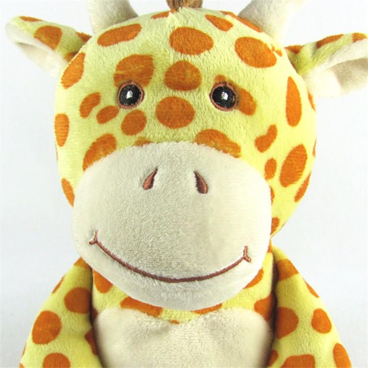 plush material toys cartoon giraffe for kids0.jpg