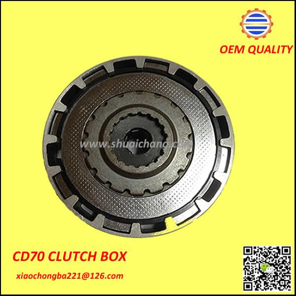 Buy OEM Factory Parts CD70 Motorcycle Clutch Box for 70cc