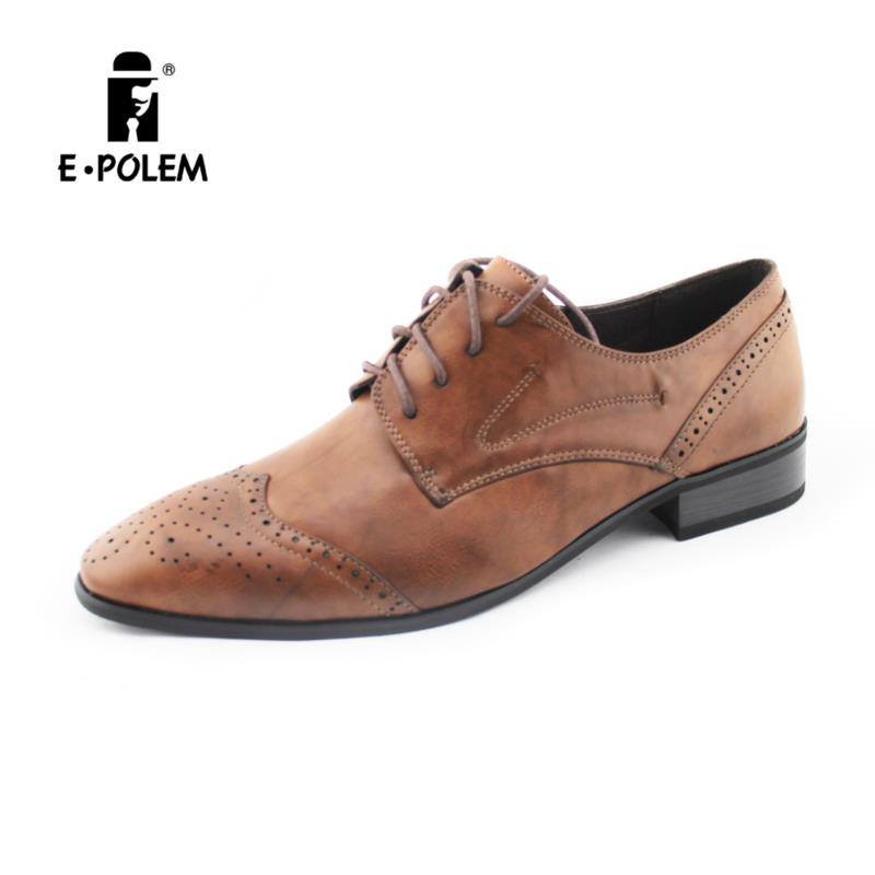de376a1aebe3d Buy Men s lace-up dress shoes wholesale China breathable leather ...