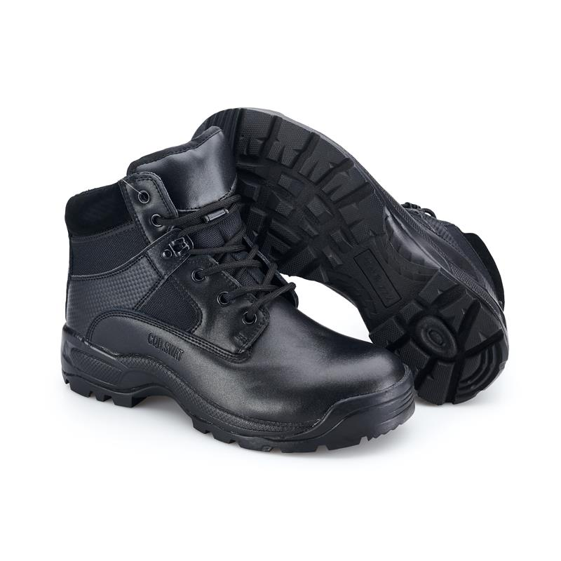 buy mens safety leather work shoes steel toe cap mid sole