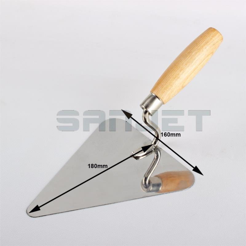 SANJET 180mm Stainless Steel Gaunging Trowel with Wooden Handle 2 logo.jpg