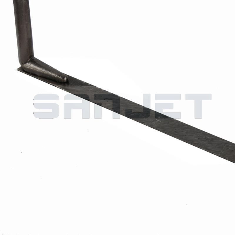 SANJET 150x10mm Carbon Steel Caulking Trowel with Wooden handle 4 logo.jpg