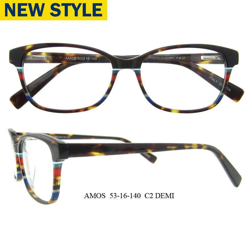 Buy wholesale optical glasses in stock new style italian acetate ...