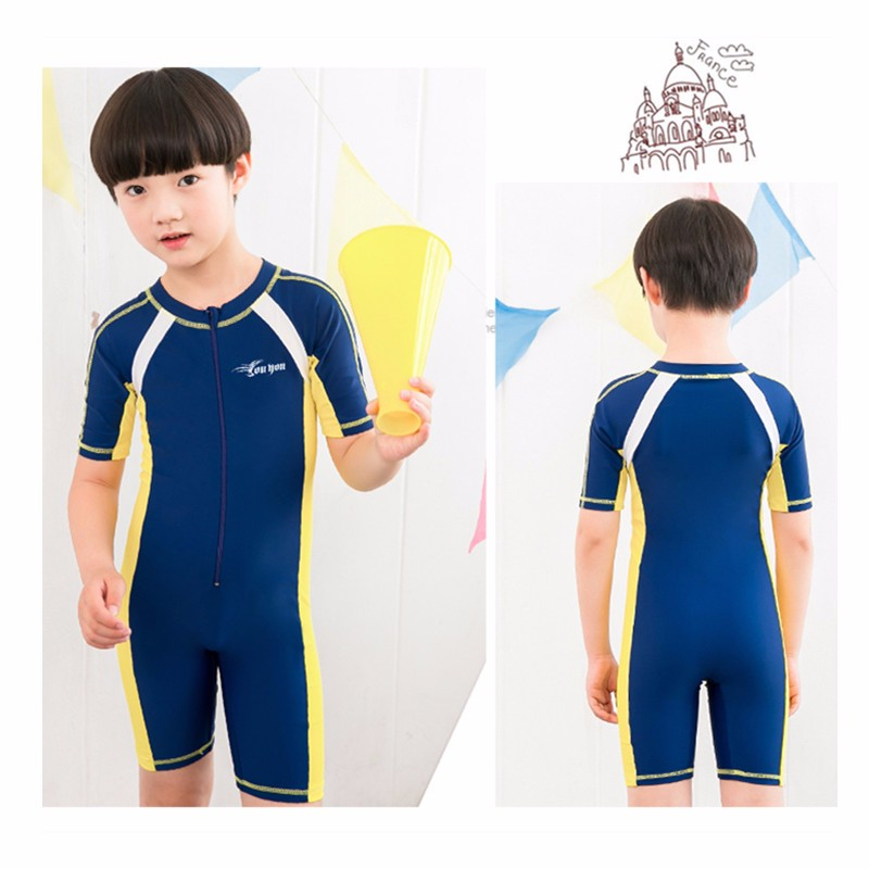 c50690987cf6c Buy Child Swimwear One Piece Boys Girls Swimsuits Kids Bathing Suits Baby  Swimsuit Girl Children Beach Wear Diving Swimming Suit from China  Manufacturers