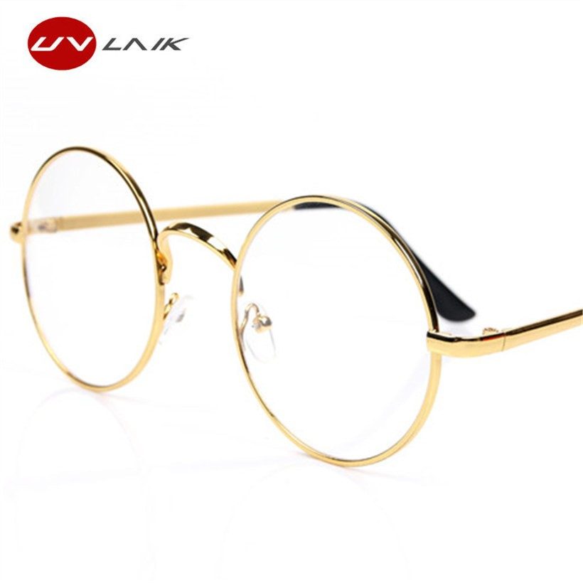 4c5a660898 Round Spectacle Frames Women Men Optical Frame Transparent Glasses For Harry  Potter Glasses Frames With Clear Glass